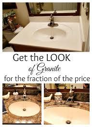 best 25 faux granite countertops ideas on pinterest granite