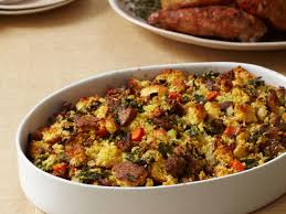 corn bread stuffing with country sausage recipe robert del