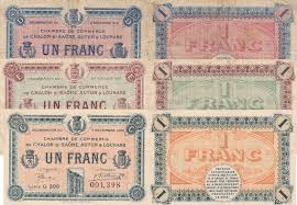 chambre du commerce chalon sur saone les monnaies de necessité locales la numismatique en mâconnais