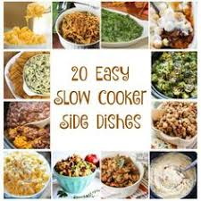 16 cooker side dishes for thanksgiving thanksgiving