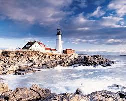 portland head light lighthouse lighthouse portland head maine 1000 piece puzzle by springbok