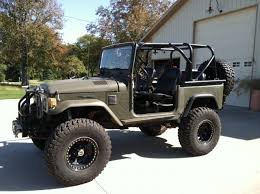 dark green jeep pics of green fj40s the best color show us what you have