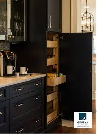 how to clean wood mode cabinets pull outs archives geneva cabinet company llc