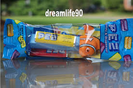 disney pixar u0027s finding dory nemo pez mint in bag