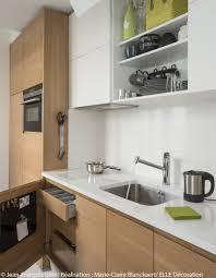 cuisine fonctionnelle plan chambre astuce amenagement studio cuisine fonctionnelle