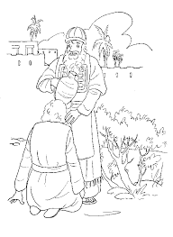 coloring bible stories coloring pages 70