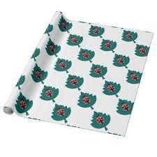 ladybug wrapping paper ladybug wrapping paper baby birthday sweet gift idea special