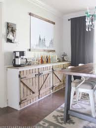 diy espresso kitchen cabinets diy coffee bar perk up your home design bob vila