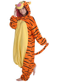 big comfy couch halloween costumes tigger pajama costume