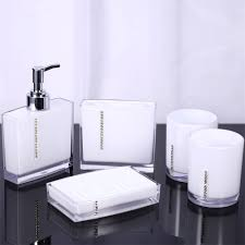 Elegant Bathroom Accessories by Compare Prices On Bathroom Accessories Acrylic Online Shopping