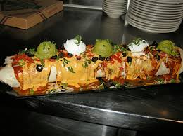 Las Vegas Nascar Cafe Big Badass Burrito Foods  Desserts - Man v food kitchen sink