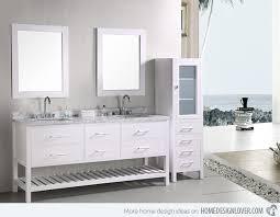 2 Sink Bathroom Vanity 15 Modern Sink Bathroom Vanity Sets Home Design Lover