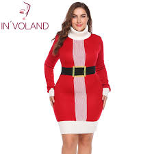 online get cheap plus size turtleneck dress aliexpress com