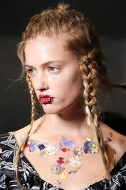spring 2017 hair trends hair ideas and hairstyles from backstage