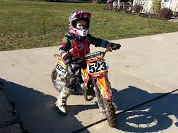 kids motocross racing crf50 or pw50 for little one to start on moto related