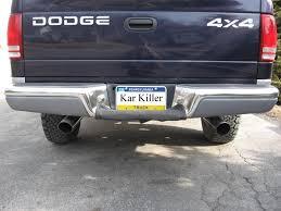 2004 dodge dakota rear bumper 1998 amethyst dodge dakota 5 2 v8 slt dodgeforum com