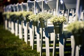 for wedding ceremony willow and thyme wedding events florist