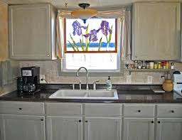 Interior Door Knobs For Mobile Homes Astounding Budget Friendly Mobile Home Kitchen Makeover In