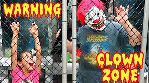 spirit halloween salt lake city halloween animated props tour creepy clown youtube