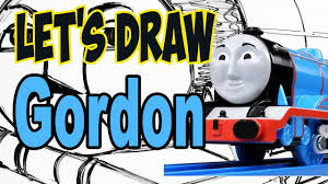 drawing gordon thomas friends basic shapes lines