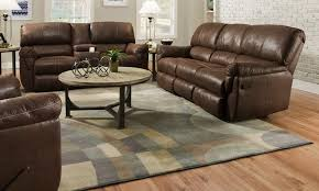 Power Reclining Sofa And Loveseat by Oversized Power Reclining Sofa Loveseat U0026 Recliner In Mocha
