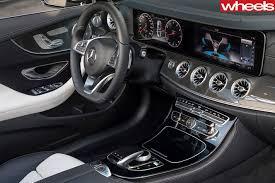 mercedes benz e class interior 2017 mercedes benz e class cabriolet review wheels