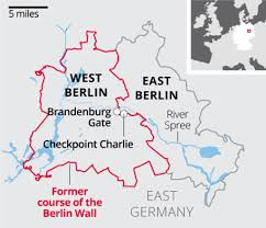 Germany On A World Map by Berlin Wall What You Need To Know About The Barrier That Divided