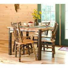 dining room tables san diego dining room chairs san diego complete rustic hickory oak dining room