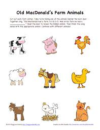 farm animals color pdf google drive unit make it