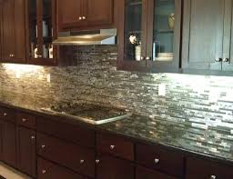 Stainless Steel Kitchen Backsplashes Stainless Steel Backsplash Sheets Classic Chandelier Remodeled By