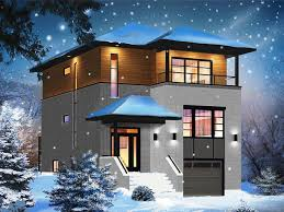 free modern house plans modern house plans free energy saving modern house plan home