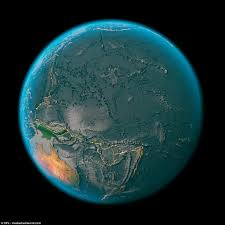 earth u0027s mountains ranges volcanoes and trenches created by