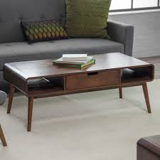 oval depth and table console table mid century modern coffee table console retro long
