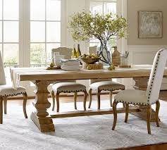 Reclaimed Wood Dining Room Furniture Banks Reclaimed Wood Extending Dining Table Pottery Barn