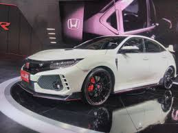 honda civic type r 2017 2017 honda civic type r 2017 giias live