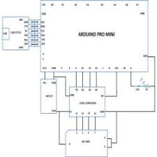 how to interface sd card with arduino arduino sd card project