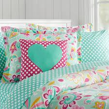 Pottery Barn Teen Comforter Posy Pop Bedding Set Twin Multi Pbteen