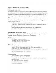 Job Application Cover Letter Format Glamorous Owl Cover Letter Template Sample Mla Cover Letter Format