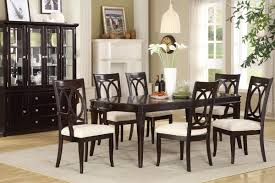 espresso dining table and chairs reliefworkersmassage com