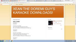 karaoke downloads