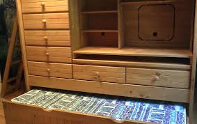 Bed Desk Combo Bunk Bed Desk Combo Decorate My House