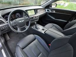 2015 Hyundai Genesis Interior 2015 Hyundai Genesis 3 8 Review And Quick Spin Autobytel Com