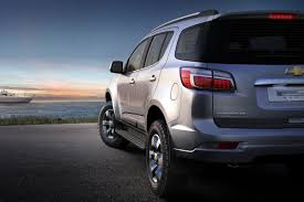 gm shows more of its new chevy trailblazer suv goes on sale in