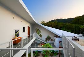 tomoe villas note d archdaily