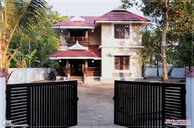 extraordinary simple gate designs for homes in kerala plus gate