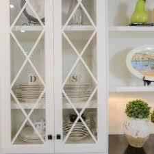 Glass Front Kitchen Cabinet Door Photos Hgtv
