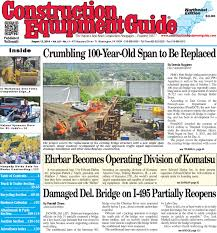 northeast 17 2014 by construction equipment guide issuu