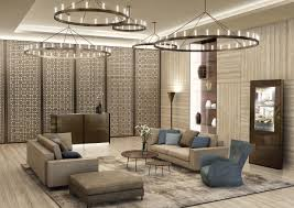 top interior design project of a luxury residence tower in doha