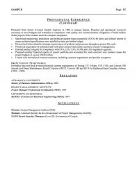 Resume For Supply Chain Executive U0026 Airline Executive Resume