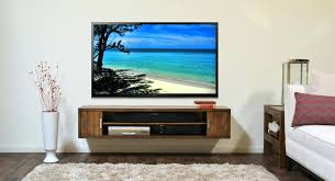 Tv Wall Furniture Wall Mounted Floating Tv Stand U2013 Flide Co